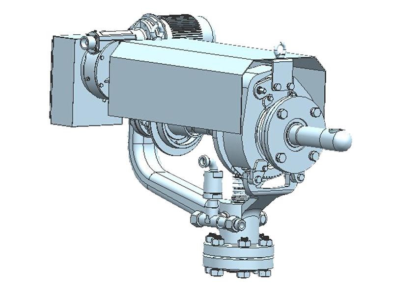 SYD-5型炉膛雷竞技下载链接器